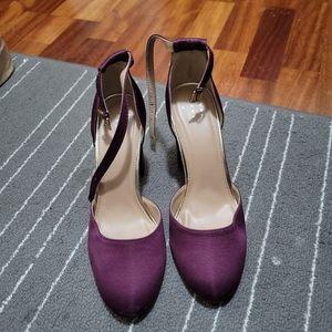 Brand new w/o tag eggplant color